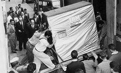 El primer disco duro cumple 50 años