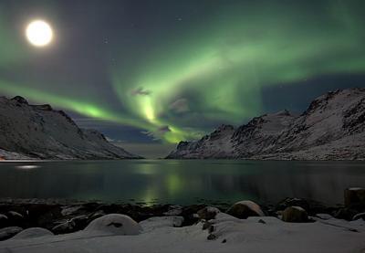 Fotos de auroras boreales